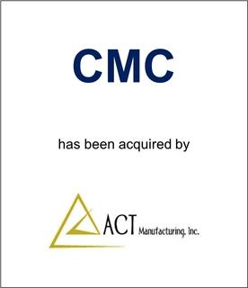CMC Industries, Inc. Has Been Acquired