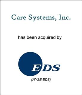 Care Systems, Inc. Has Been Acquired