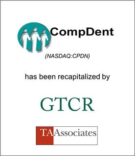 CompDent Has Been Recapitalized
