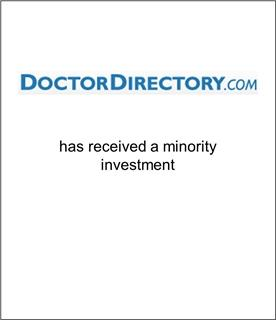 DoctorDirectory.com Has Received a Investment