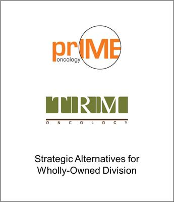 Genesis Capital Advised Prime Oncology and TRM Oncology on Strategic Alternatives