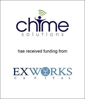 Genesis Capital Advises Chime Solutions on Capital Raise