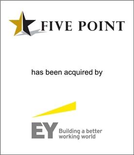 Genesis Capital Advises Five Point Partners on its Sale to Ernst & Young LLP