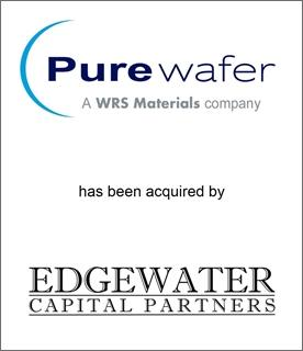 Genesis Capital Advises On Sale Of Largest U.S.-Based Provider Of Silicon Wafer Reclaim Services