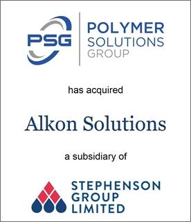 Genesis Capital Advises Polymer Solutions Group On Its Acquisition of Alkon Solutions Ltd.