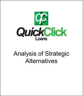 Genesis Capital Advises QuickClick on Strategic Alternatives