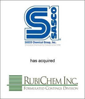 Genesis Capital Advises SASCO Chemical On Its Acquisition of RubiChem Inc.