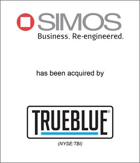 Genesis Capital Advises SIMOS Insourcing Solutions on its Sale to TrueBlue, Inc.