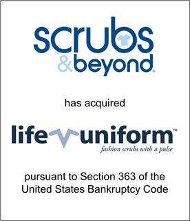Genesis Capital Advises Scrubs & Beyond on its Acquisition of Life Uniform
