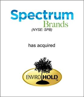 Genesis Capital Advises Spectrum Brands on Acquisition of Envirohold