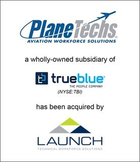 Genesis Capital Advises TrueBlue on its Divestiture of PlaneTechs to LAUNCH