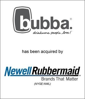 Genesis Capital Advises bubba brands, inc. on its Acquisition by Newell Rubbermaid Inc.