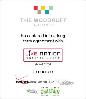 Genesis Capital Advises the Woodruff Arts Center on Long Term Agreement with Live Nation Entertainment, Inc.