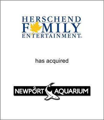 Herschend Family Entertainment Acquires Newport Aquarium