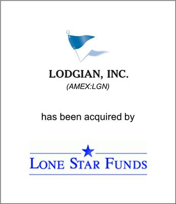 Lone Star Funds Completes Lodgian Acquisition