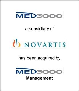 MED3000, Inc. Has Been Acquired