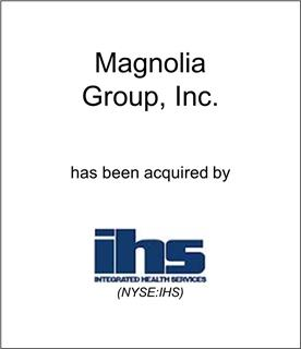 Magnolia Group, Inc Has Been Acquired