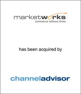 Marketworks Acquired by ChannelAdvisor