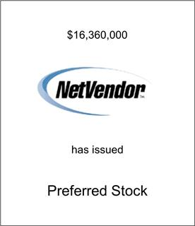 NetVendor, Inc. Has Issued Preferred Stock