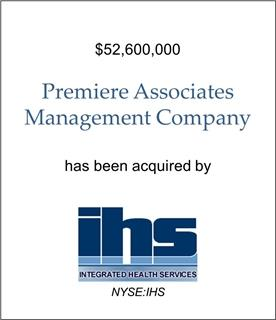 Premier Associates Management Company Has Been Acquired