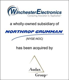 Winchester Electronics Acquired by Audax Group
