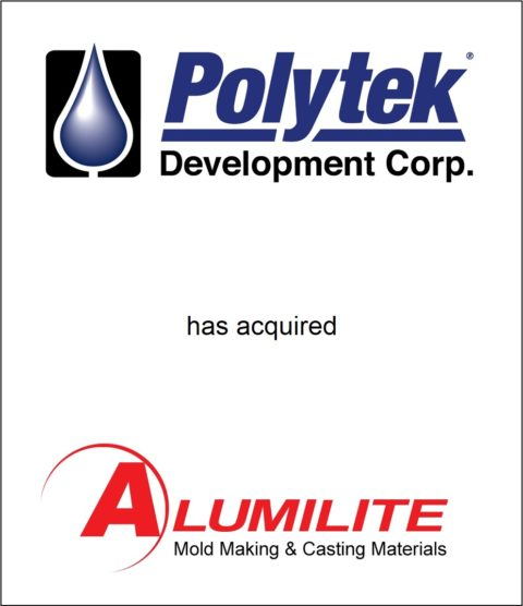 Genesis Capital Advises Polytek Development Corp. on its Third Acquisition, Alumilite Corporation