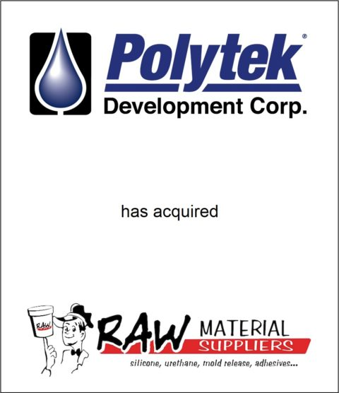 Genesis Capital Advises Polytek Development Corp. on its Acquisition of Raw Material Suppliers