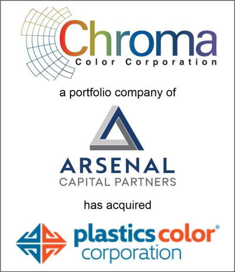 Genesis Capital Advises Arsenal Capital Partners on its Portfolio Company, Chroma Color Corporation's Acquisition of Plastics Color Corporation