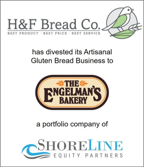 Genesis Capital Advises H&F Bread Company on its Divestiture of its Artisanal Bread Business to Engelman's Bakery